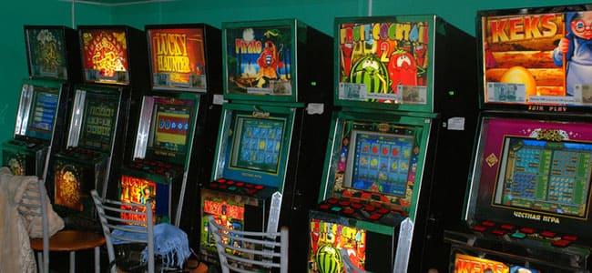 играть в игровые аппараты на реальные деньги